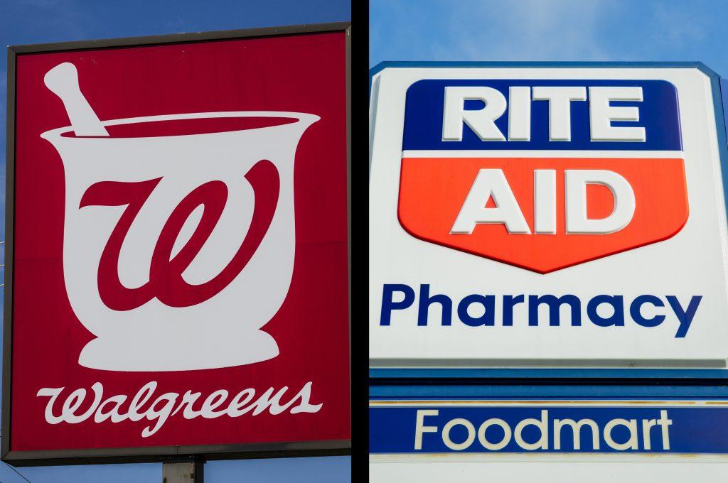 Walgreens Rite Aid