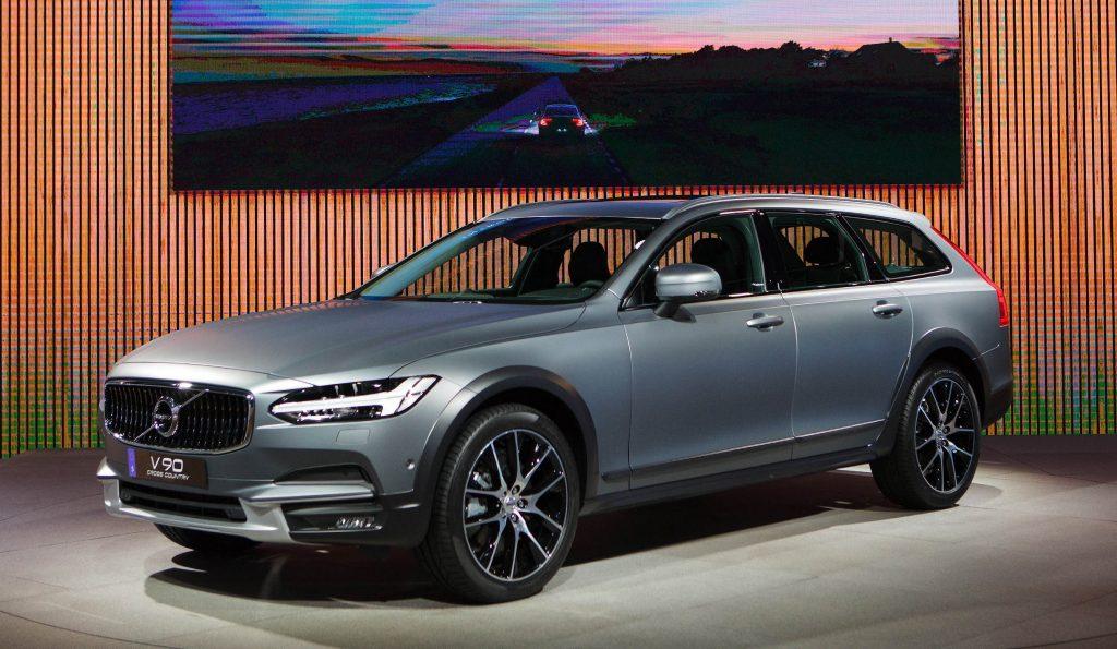 Volvo V90 Cross Country , V90, Volvo V90