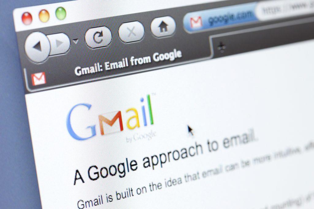 Gmail ads, Google