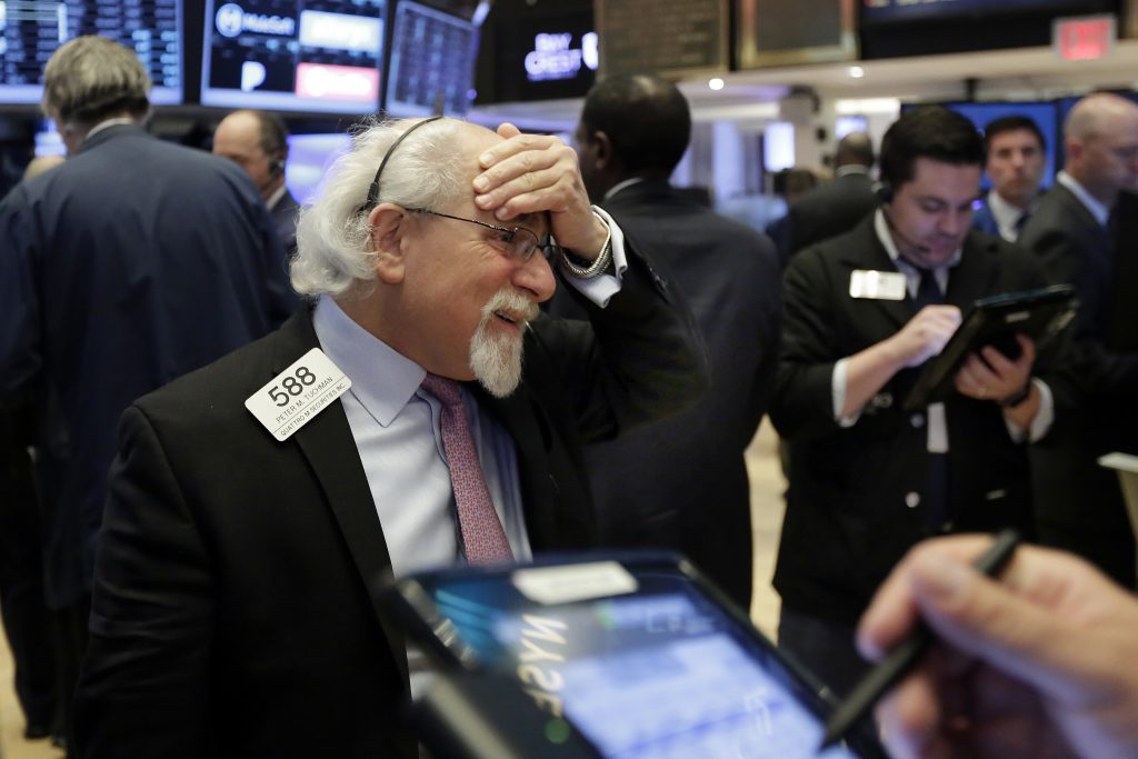 U.S., Stock Indexes, Slide, Afternoon, Trading, Oil, Rebounds