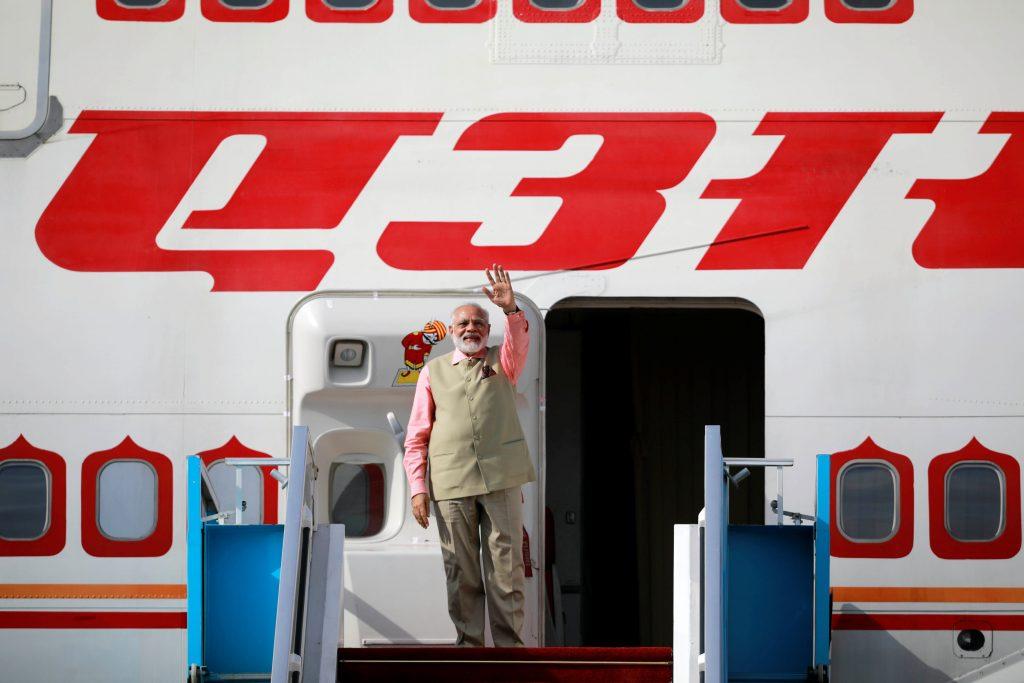 Modi, Netanyahu, Communique, Snubs, Two-State Solution