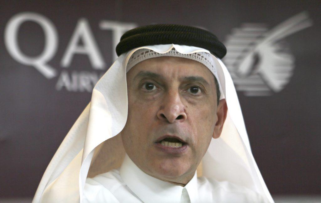 American Air, CEO, Scared, Qatar, Stake, Plan, Al-Baker
