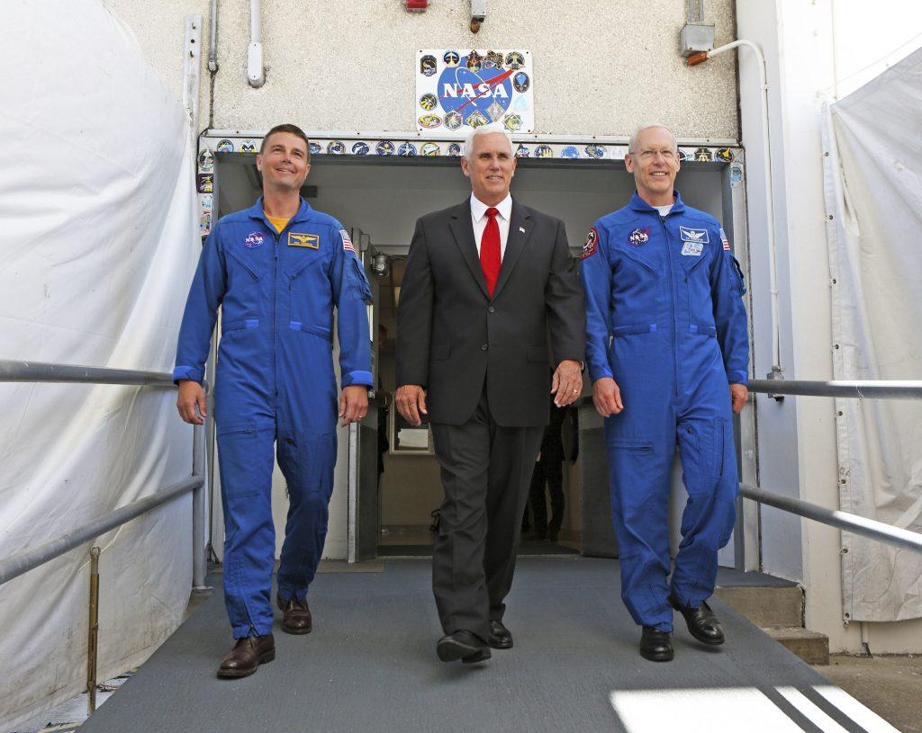 Vice President, Kennedy Space Center