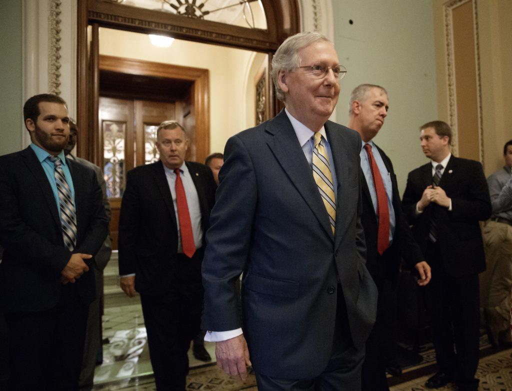 Republican health care, Senate, GOP, McConnell