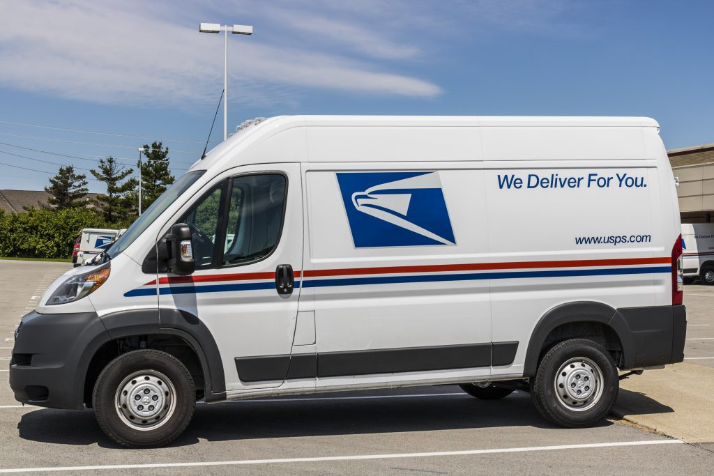postal service Clinton