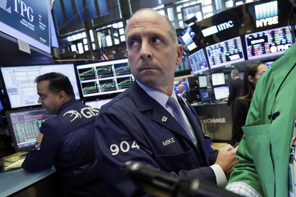 U.S. Stocks, Waver, Earnings, Central Banks