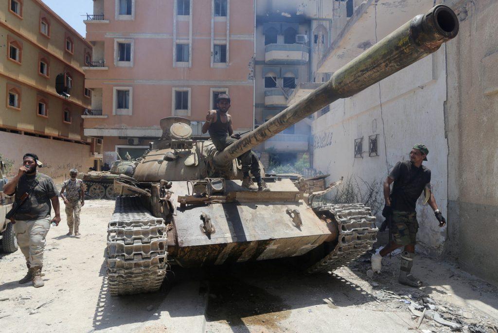 Libya ceasefire