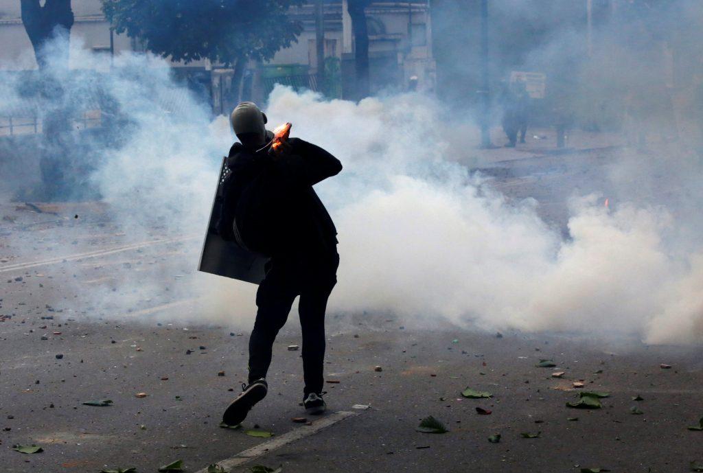 Venzuela strike