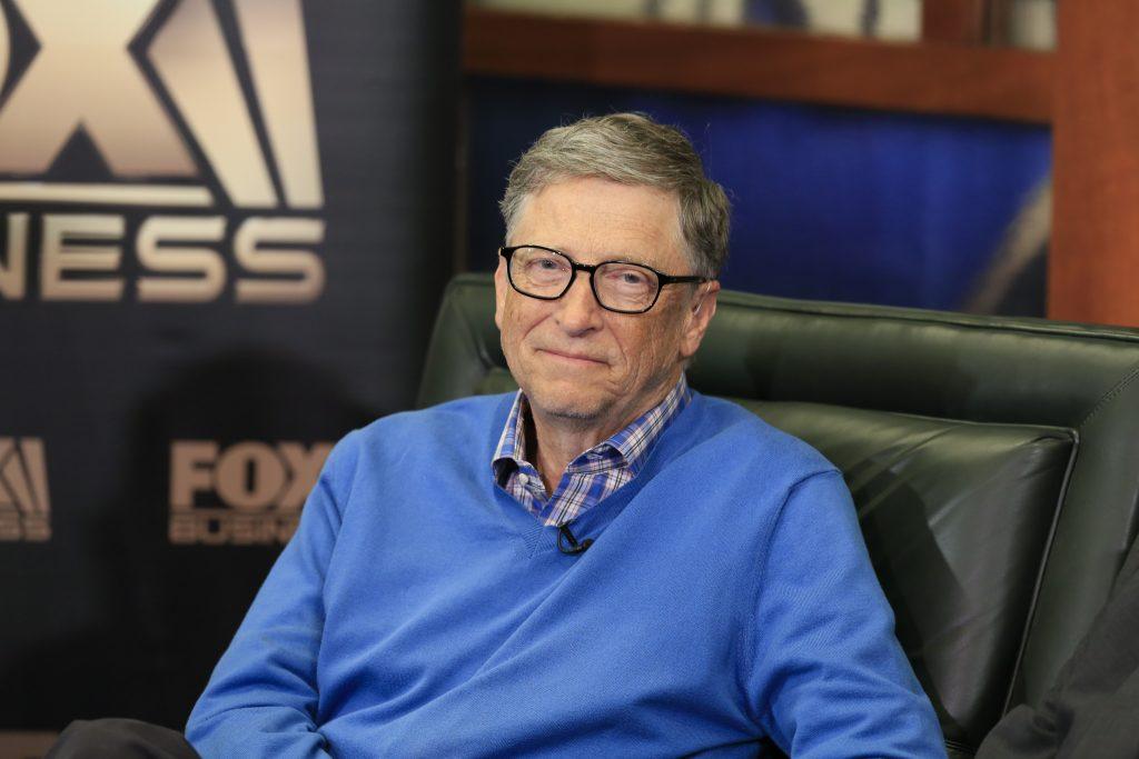 Convoy Inc., Bill Gates