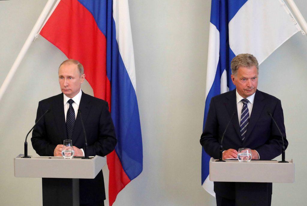 Russia Finland