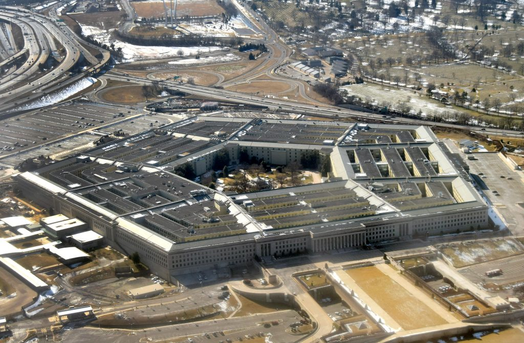 Pentagon, Defense Department, House