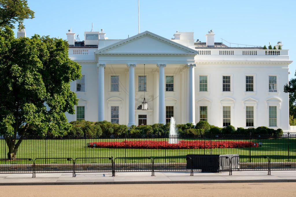 White House, White House salaries