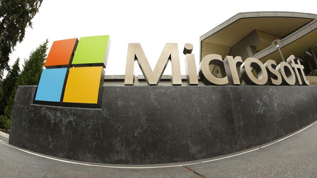 Microsoft earnings