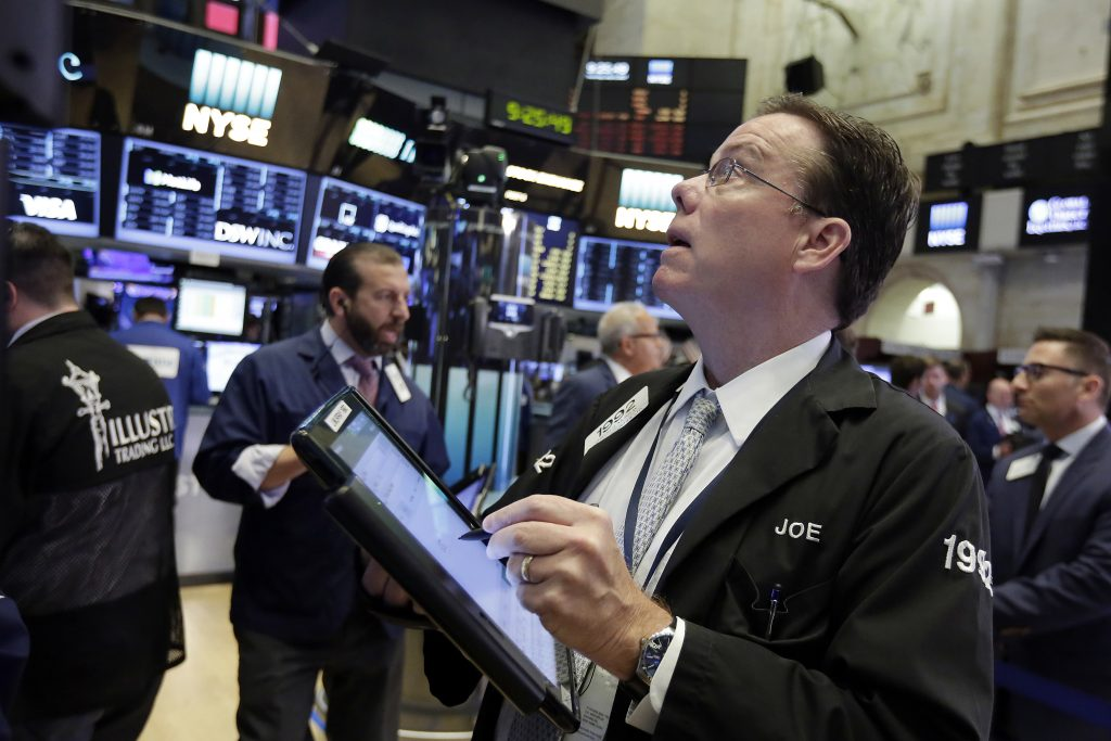 U.S. Stocks, Slow Hiring, Retailers, Drop