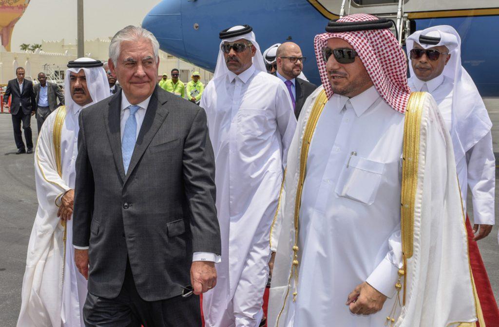 Qatar, Hamas, Support