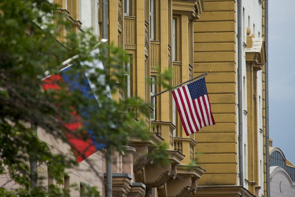 sanctions Russia, embassy