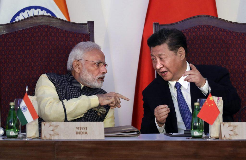 China, Border Dispute, India