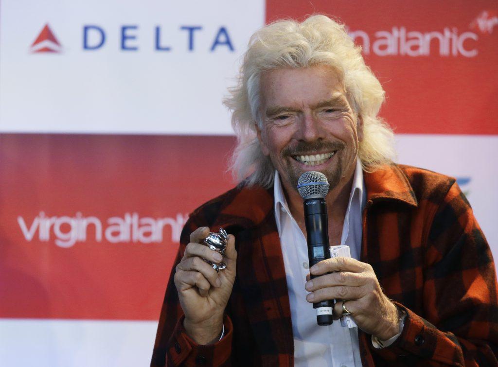 Branson Virgin