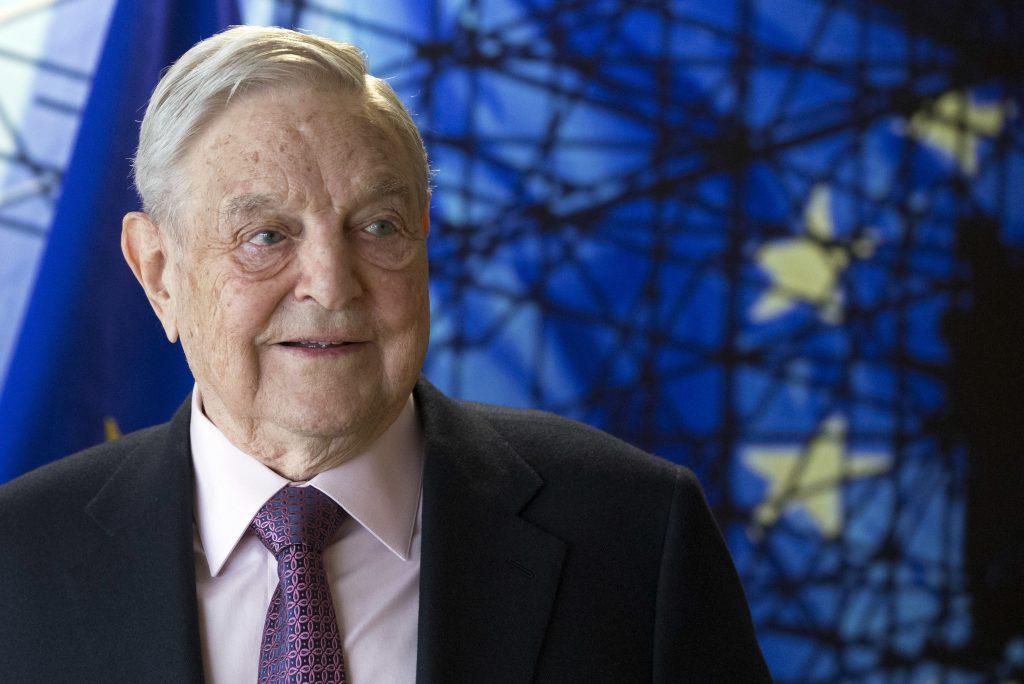 Hungary, Soros, Campaign