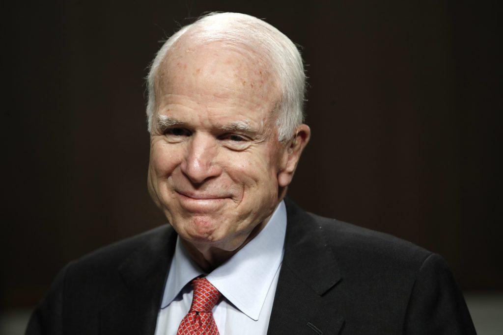 Republicans health care, McCain