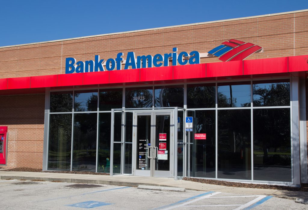 Bank of America Dublin