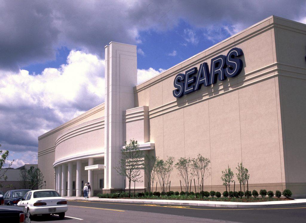 Sears Amazon