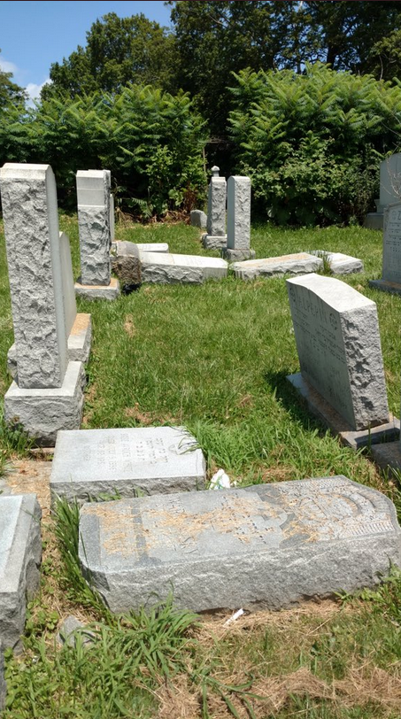 Jewish cemetery Hartford