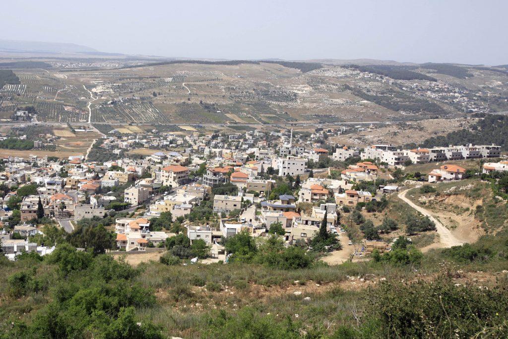 Wadi Ara