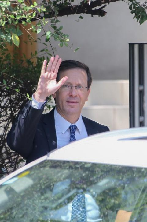 Herzog, Opposition Leader
