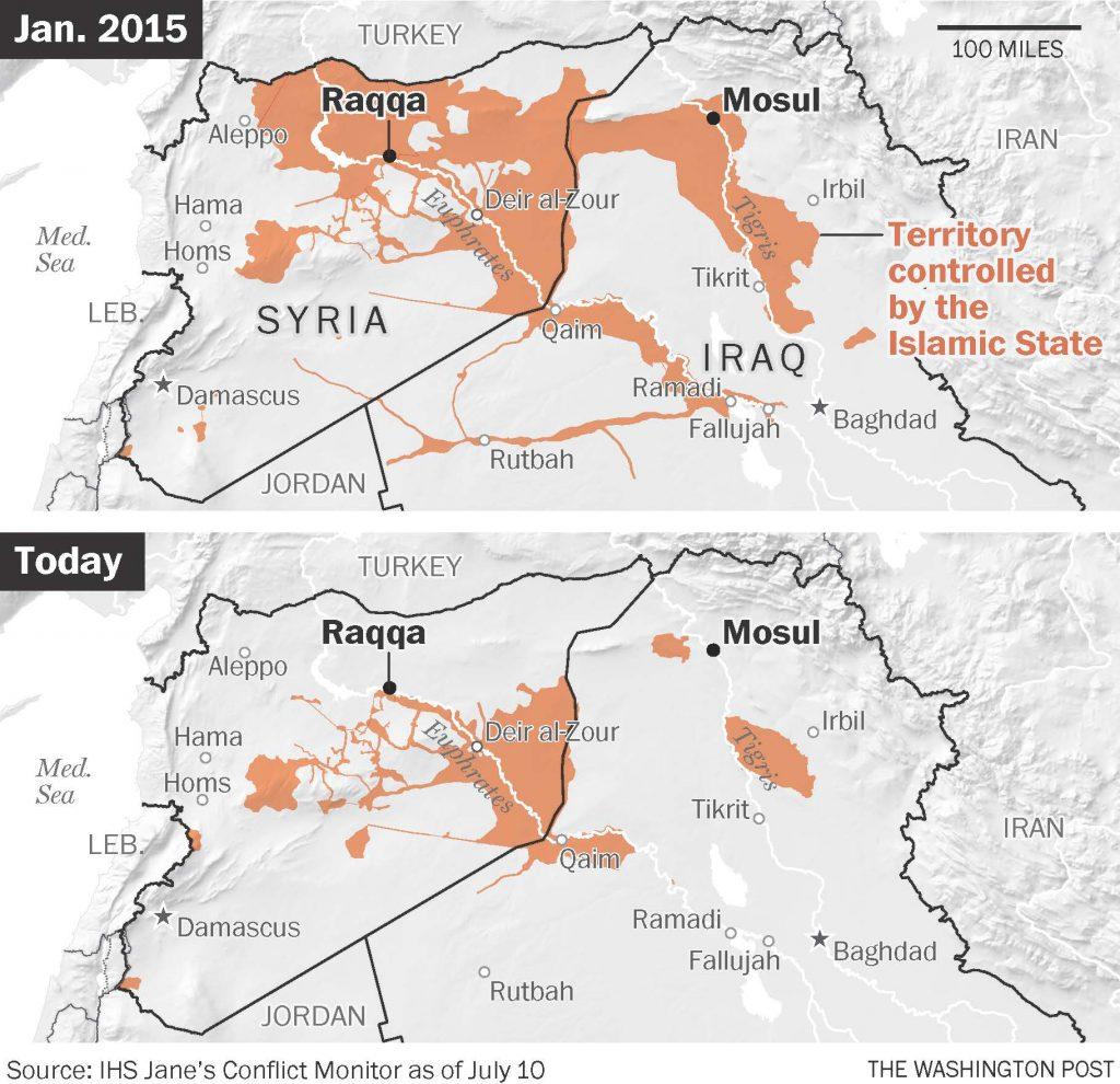 Islamic State Syria Iraq