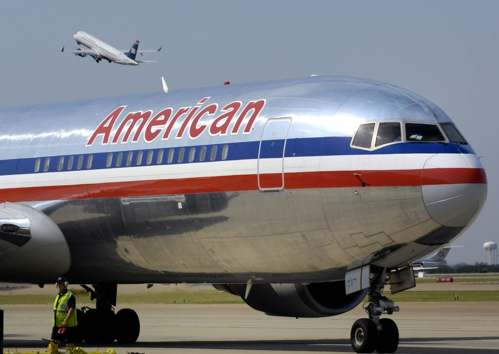 American Airlines earnings, American Airlines