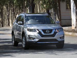 2017 Nissan Rogue, Nissan Rogue