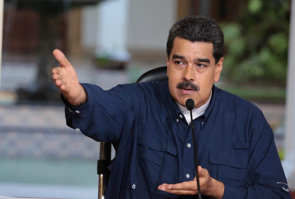 Venezuela sanctions
