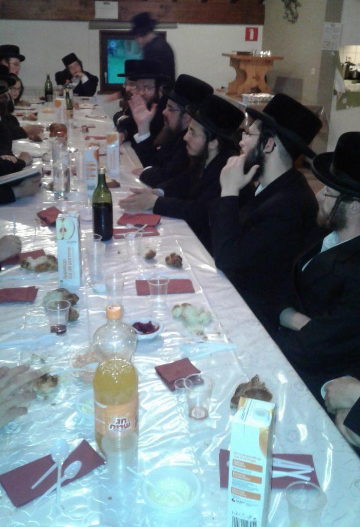 Belzer Rebbe