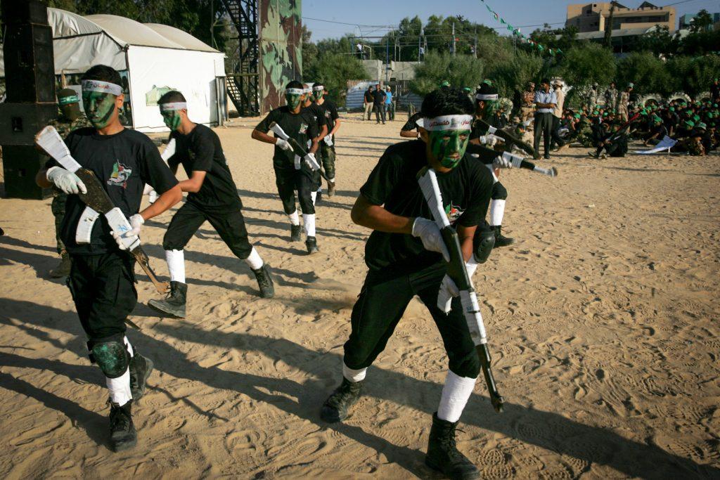 Over 120,000 Palestinian Children Attend Summer Camps Run