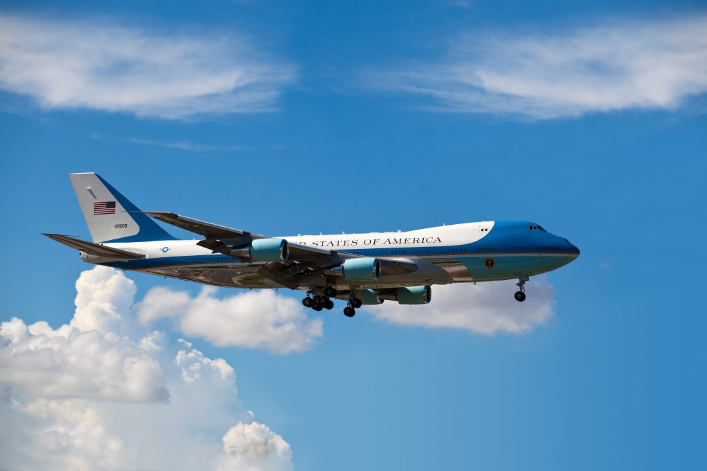 Air Force One, Boeing