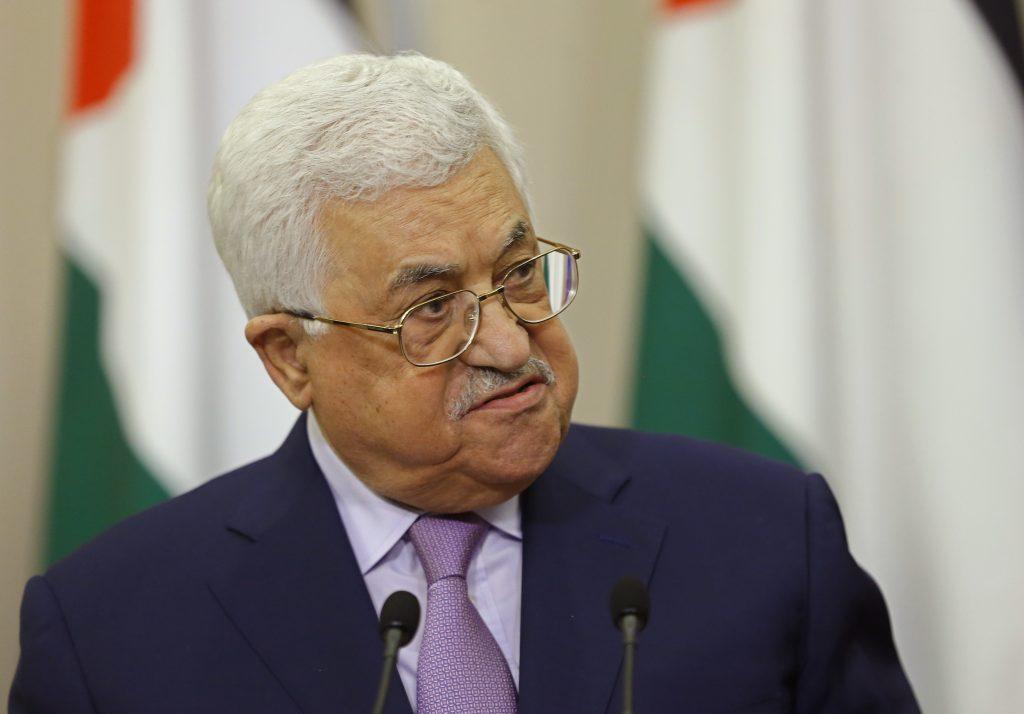 Abbas social media