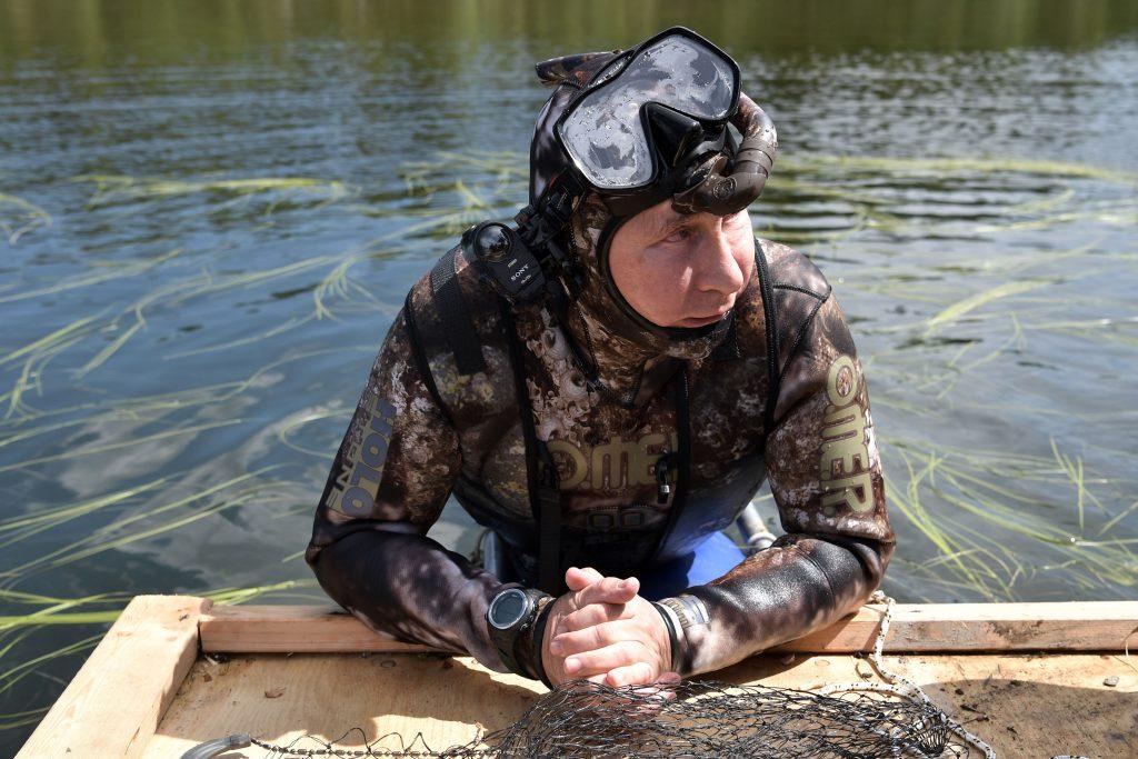 Russia, Putin, Siberia, Fishing, Trip