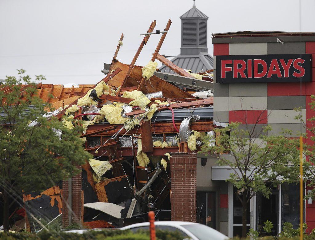 tornado Tulsa