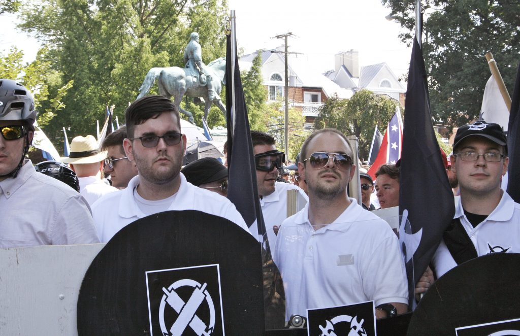 James Alex Fields, charlottesville nazi