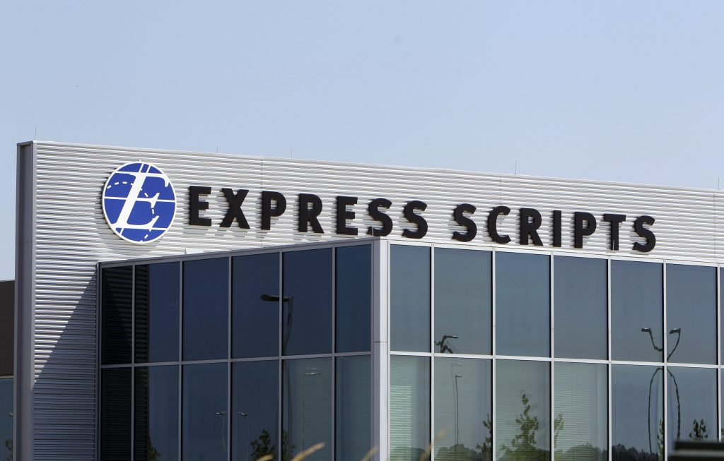 Express Scripts opioids