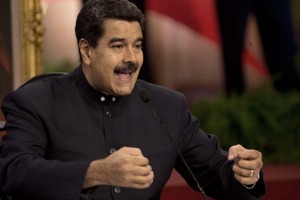 sanctions Venezuela