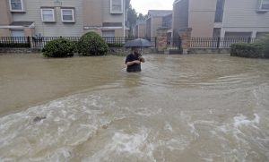 flooding Houston