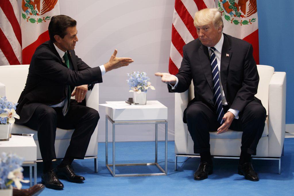 renegotiate NAFTA
