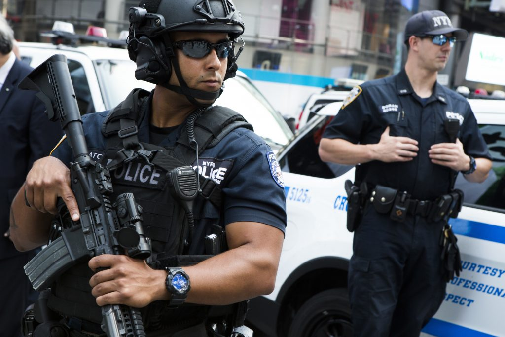 New York security