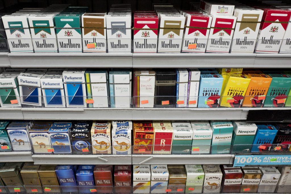 cigarettes New York