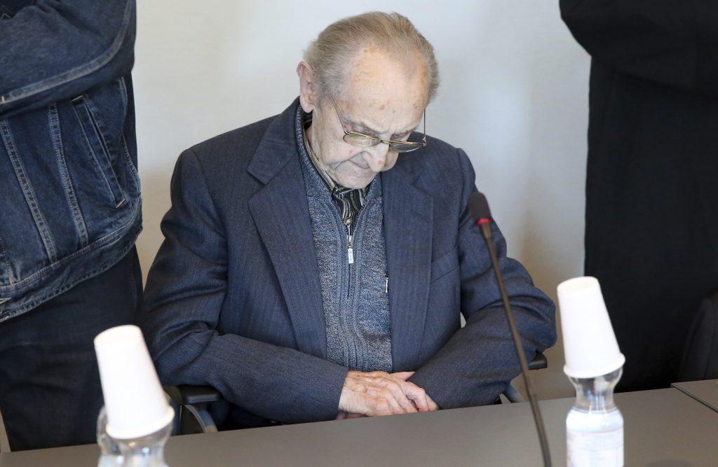 Auschwitz medic