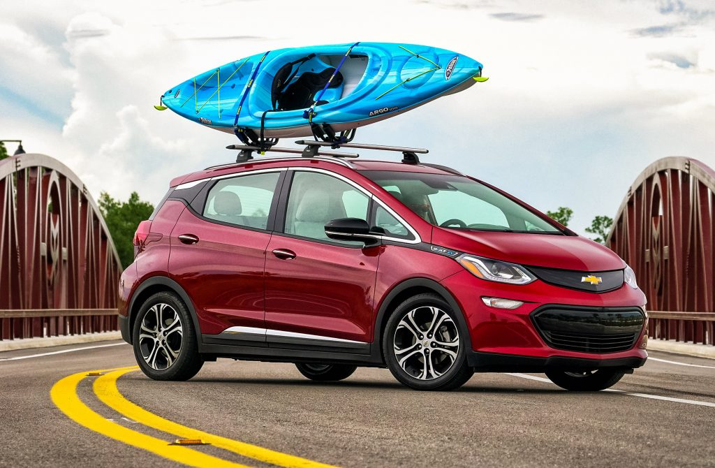 2017 Chevy Bolt, Chevy Bolt