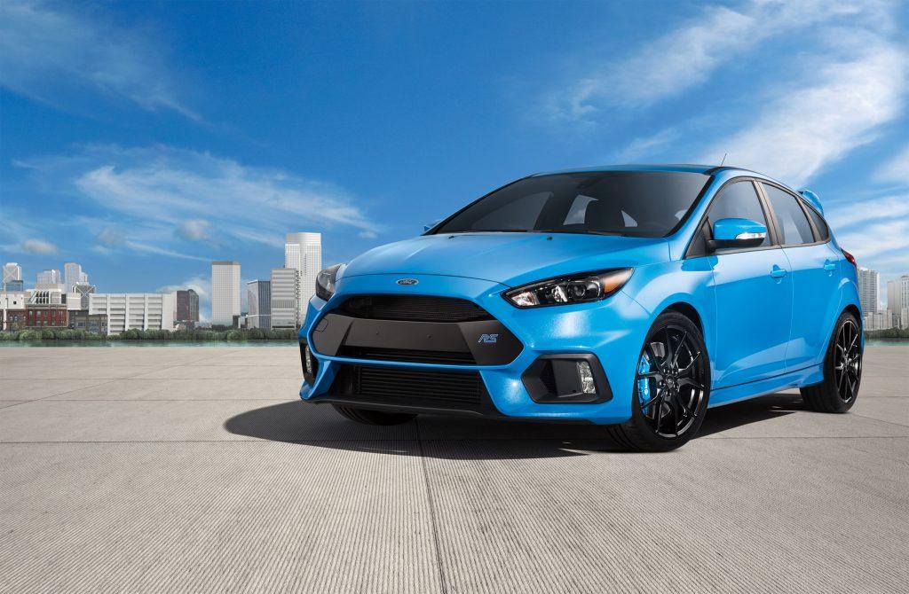 2017 Ford Focus, Ford Focus