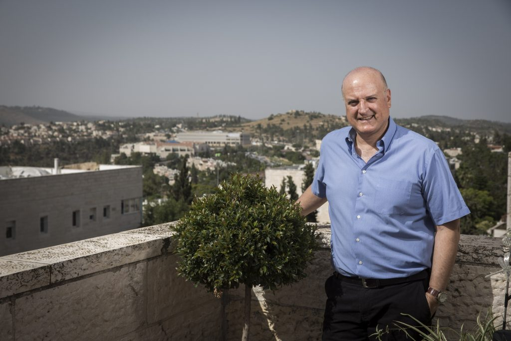 Israeli ambassador Egypt